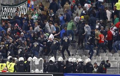 УЕФА начал расследование избиения российских фанатов в Турции