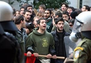 Греки снова бастуют. На этот раз - всей страной и два дня