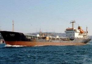 Сомалийские пираты захватили болгарский танкер