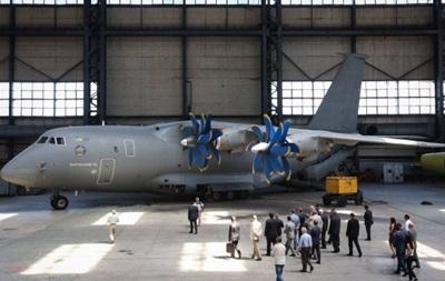Украина покажет новые самолеты на крупнейшем авиасалоне