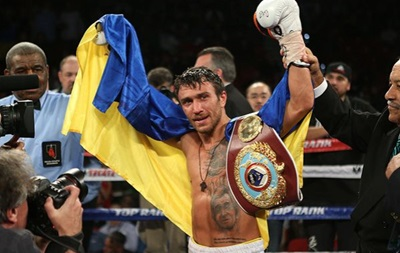 Ломаченко нокаутом защитил титул чемпиона мира