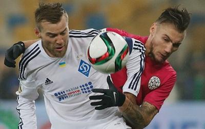 Ярмоленко принес Динамо тяжелую победу над Сталью
