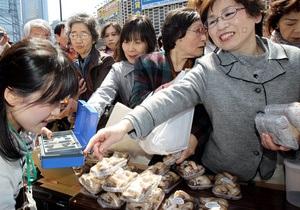 В Японии запретили продажу грибов, выращенных близ Фукусимы-1