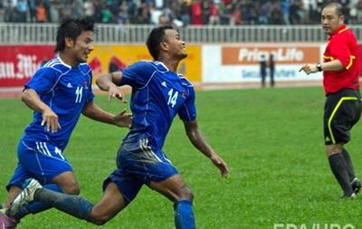 В Непале футболистов обвинили в госизмене