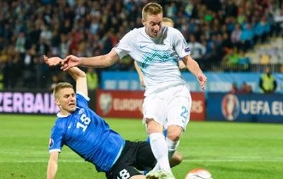 В стане соперника: Сборная Словении произвела замену в составе из-за травмы
