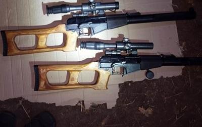 СБУ разоблачила на Харьковщине контрабанду оружия из России