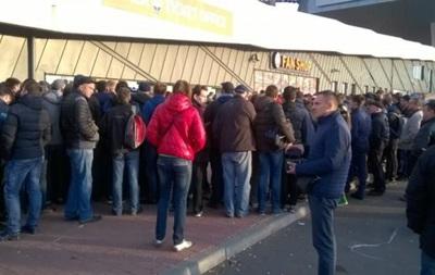 Минспорта расследует схему продажи билетов на матч Украина-Словения