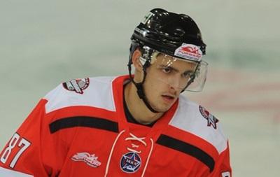 Хоккей: Нападающий Евгений Никифоров вернулся в ХК Донбасс