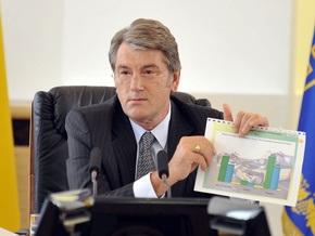 Ющенко призвал милицию не увлекаться статистикой