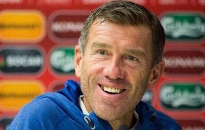 Тренер сборной Словении: Украине стоит нас опасаться