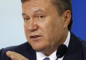 Янукович в интервью CNN: Я хочу, чтобы Тимошенко доказала свою невиновность