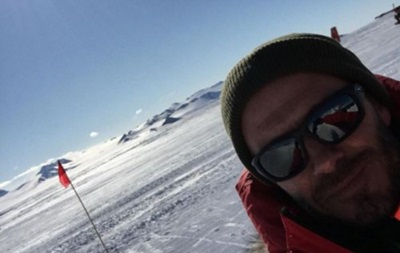 Бекхэм сыграет в футбол в Антарктиде