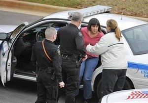 Арестована профессор биологии, застрелившая трех коллег в Алабаме