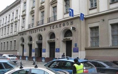 Правоохоронці затримали «мінувальника» Головної пошти уЛьвові