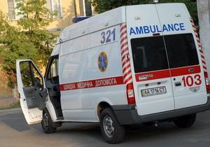 Во Львовской области джип столкнулся с Ладой: четыре человека погибли
