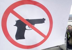 В Кировоградской области жители соседних сел устроили драку с применением оружия