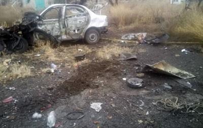 В Марьинке отец с сыном подорвались на мине