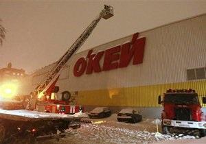Количество пострадавших при обрушении кровли в питерском супермаркете увеличилось до 13