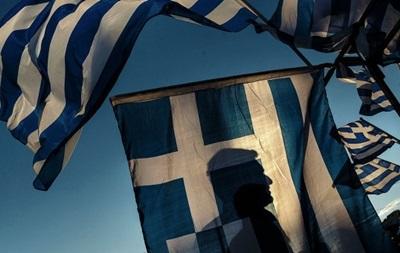 Экономика Греции сократилась после шести месяцев роста