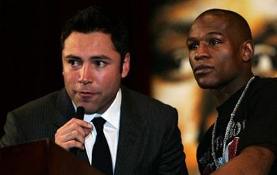 Де Ла Хойя: Бокс будет лучше без Мейвезера