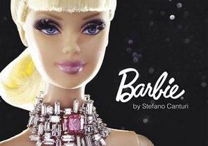 В Нью-Йорке на аукцион выставят самую дорогую в мире Барби
