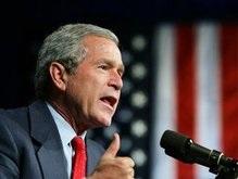 Буш похвалил самые демократичные страны Ближнего Востока