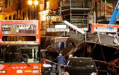 При аварии автобуса в Сан-Франциско пострадали 20 человек