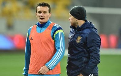 Обмен запугиваниями накануне матча отбора на Евро-2016 Украина – Словения
