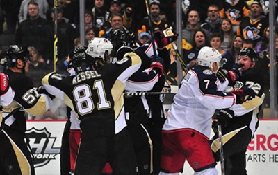 NHL: Успех Коламбуса и Сан-Хосе, Вашингтон уступает Калгари в овертайме