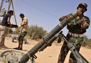 Ливийский чиновник подтвердил информацию о захвате Бени-Валида сторонниками Каддафи