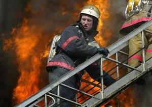 В московском ночном клубе произошел пожар
