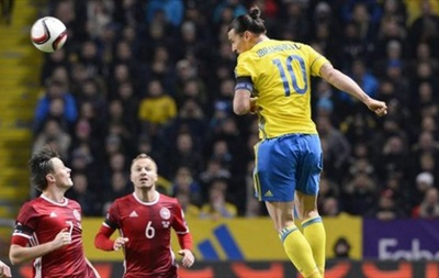 Швеция с минимальным разрывом одолела Данию