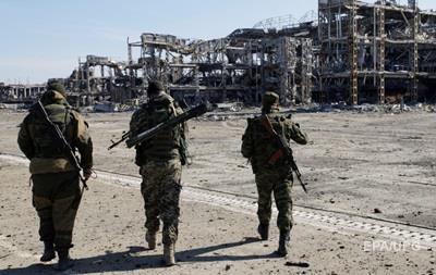 За сутки военных обстреляли 13 раз — штаб АТО
