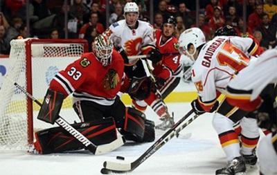 NHL: Девятая кряду победа Рейнджерс, Калгари проигрывает Чикаго