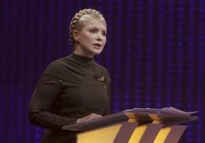 Тимошенко уверена, что Янукович не будет распускать парламент