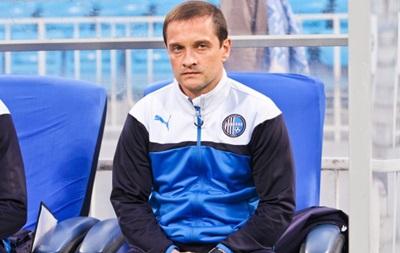 Тренер Олимпика: Не знаю, будет ли стимулирование на игру с Динамо