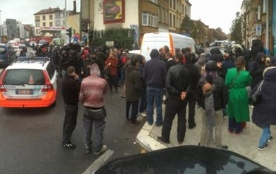 Теракты в Париже 2015: бельгийская полиция проводит рейд