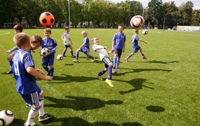 Школа киевского Динамо – лучшая в Украине и шестая в Европе