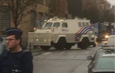 Полицейская спецоперация в Брюсселе завершилась