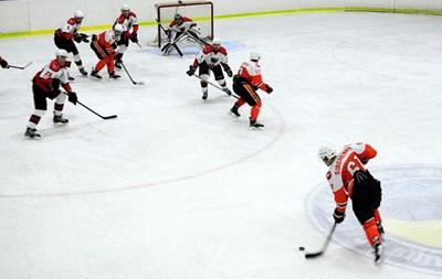 Хоккей: Кременчуг в родных стенах проиграл Дженералз