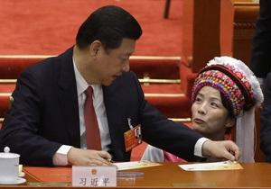 Си Цзиньпин утвержден на посту председателя КНР