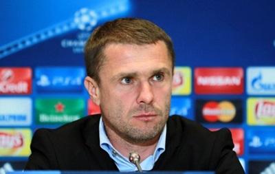 Ребров: Для Динамо важно переломить барьер неуверенности перед соперниками
