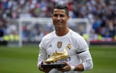 Роналду: Обо мне сняли фильм, потому что я лучший футболист в мире