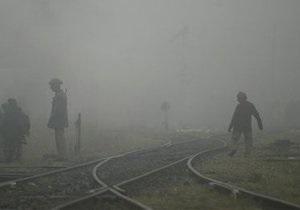Под Парижем в час пик 50 тысяч человек застряли в поездах, двое машинистов были избиты