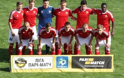 Украинский чемпионат лидирует в Европе по числу дебютантов