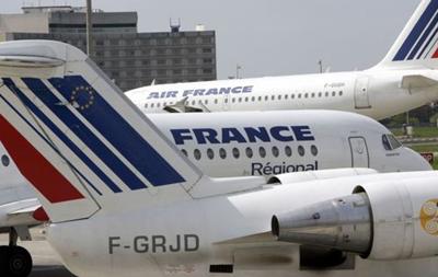 В США два самолета Air France приземлились из-за угроз