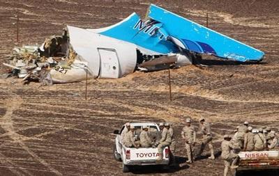 СМИ: Бомба на борту А321 могла находиться под пассажирским сиденьем