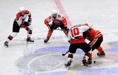 Чемпионат Украины по хоккею: Кременчуг взял реванш у Дженералз