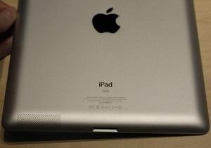 Apple судят за слишком частое обновление iPad