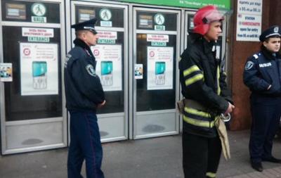В Киеве закрыли центральные станции метро из-за сообщения о минировании